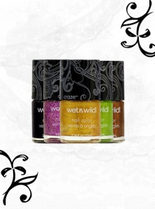 Wet N Wild Craze Nail Polish