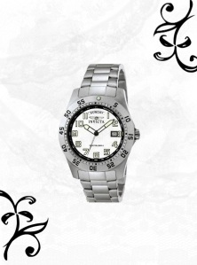 Invicta Men's Stainless Steel Watch