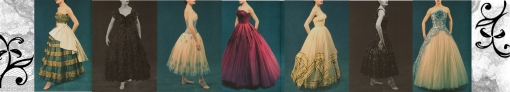 Fifties Couture by Olivier Theyskens